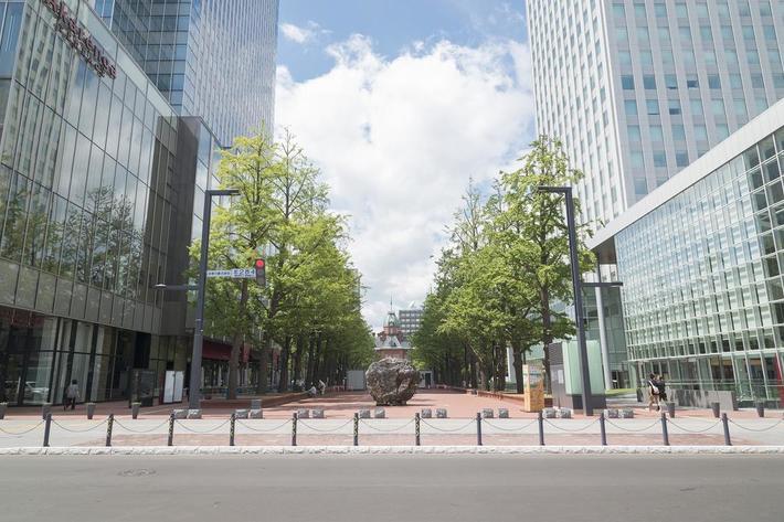 札幌市北三条広場