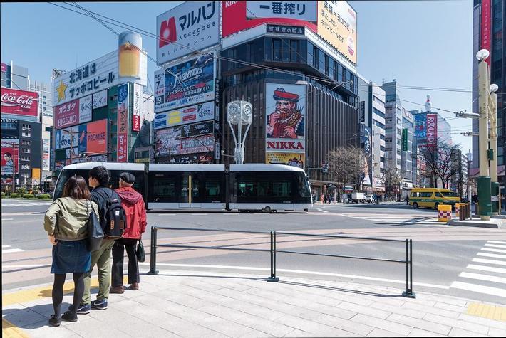 札幌市駅前通り