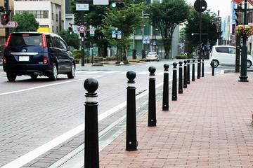 福島駅前通り